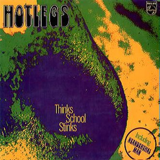 Thinks: School Stinks - Image: Hotlegs alt