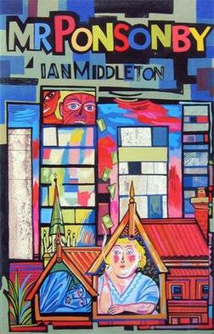 Mr Ponsonby - Image: Ian Middleton Mr Ponsonby cover