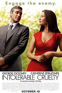 <i>Intolerable Cruelty</i> 2003 film by Joel Coen