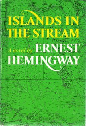 Islands in the Stream (novel) - First edition cover