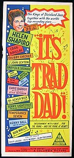 <i>Its Trad, Dad!</i> 1962 film by Richard Lester