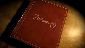 Jackanory - The logo of the 2006 version. Still comes from the opening of The Magician of Samarkand