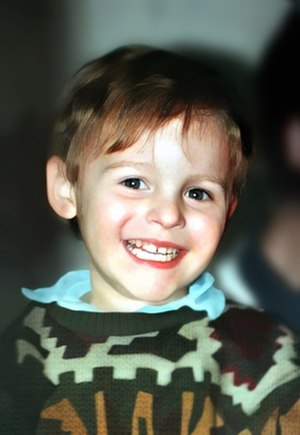 Murder of James Bulger - Image: James bulger