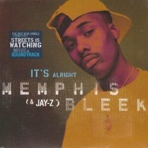 It's Alright (Jay-Z and Memphis Bleek song) - Image: Jayzitsalright