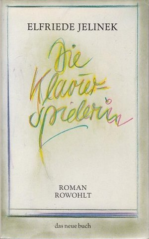 The Piano Teacher (Jelinek novel) - Cover of the first edition