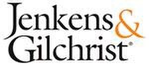 Jenkens & Gilchrist - Image: Jenkens logo