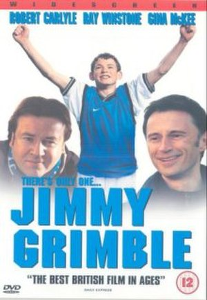 There's Only One Jimmy Grimble - Image: Jimmy grimble