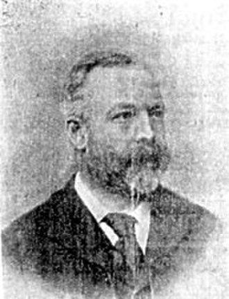 John Allen Mylrea - Image: John Mylrea