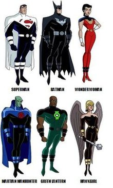 Justice Lords  sc 1 st  Wikipedia & Justice Lords - Wikipedia