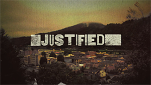 Justified (TV series) - Image: Justified 2010 Intertitle
