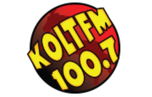 KOLT-FM - Image: KOLZ 100.7 KOLT FM logo
