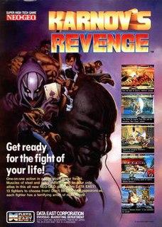 <i>Karnovs Revenge</i> 1994 video game