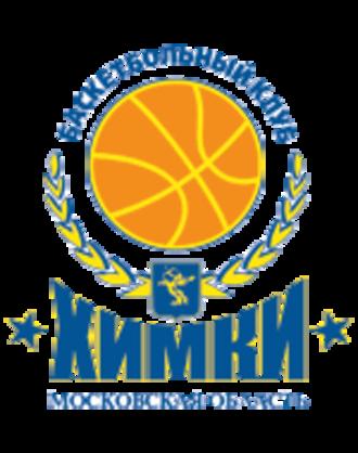 BC Khimki - Image: Khimki logo