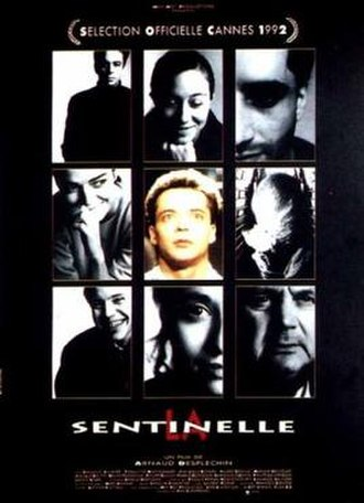 The Sentinel (1992 film) - Film poster