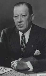 Larry MacPhail American lawyer and baseball executive