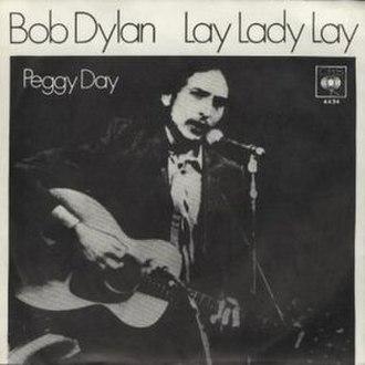 Lay Lady Lay - Image: Lay Lady Lay 45