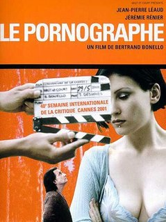 <i>The Pornographer</i> 2001 film by Bertrand Bonello