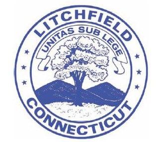 Litchfield, Connecticut - Image: Litchfield C Tseal