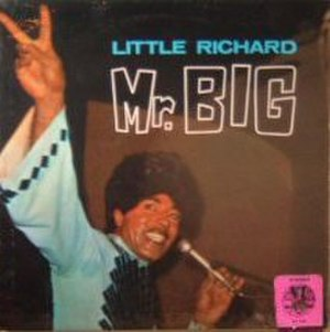 Mr. Big (Little Richard album) - Image: Littlerichardmrbig