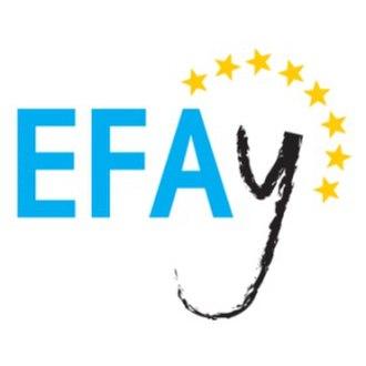 European Free Alliance Youth - Logo of the EFA Youth