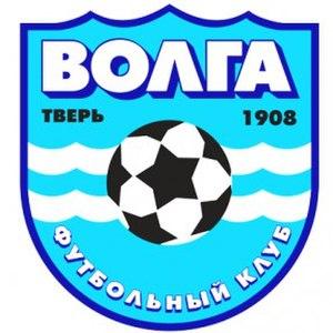 FC Volga Tver - Image: Logo of FC Volga Tver
