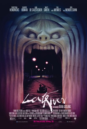 Lost River (film) - Theatrical release poster