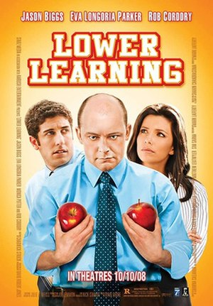 Lower Learning - DVD cover