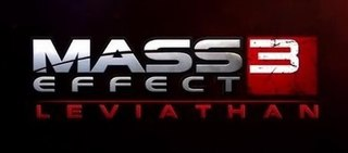 <i>Mass Effect 3: Leviathan</i> expansion pack for the 2012 video game Mass Effect 3
