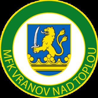 MFK Vranov nad Topľou - Image: MFK Vranov