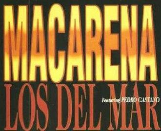 Macarena (song) - Image: Macarlosmar