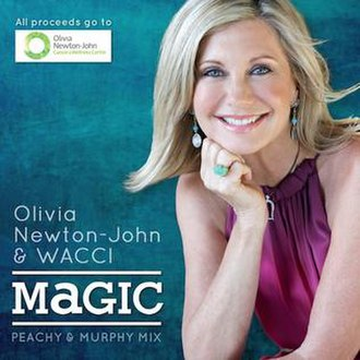 Magic (Olivia Newton-John song) - Image: Magic Remix