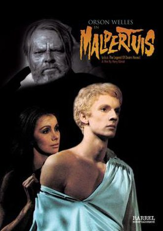 Malpertuis (film) - Film poster
