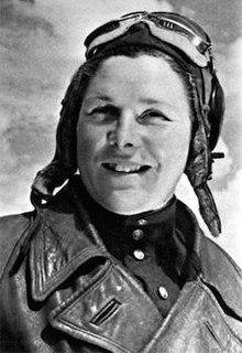 Mariya Kuznetsova (pilot) Soviet fighter pilot