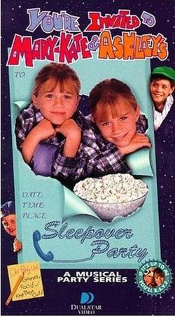 You're Invited to Mary-Kate & Ashley's (film series) - Wikipedia