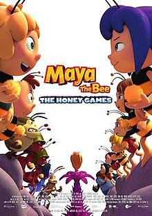 maya the bee the honey games wikipedia