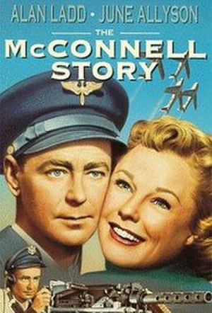 The McConnell Story - Film poster