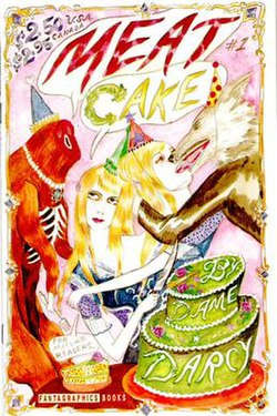 Meat Cake Comics Wikipedia