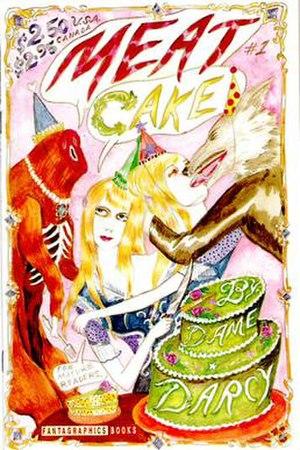 Meat Cake (comics) - Image: Meat Cake 01