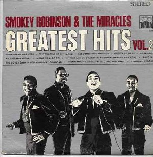 Greatest Hits, Vol. 2 (The Miracles album) - Image: Miracles greatesthitsv 2