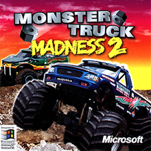 Monster Truck Madness 2 Wikipedia