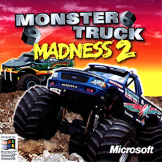 Monster Truck Madness 2 - Image: Monster Truck Madness 2 Coverart