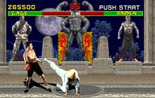 Mortal Kombat (1992 video game) - Wikipedia