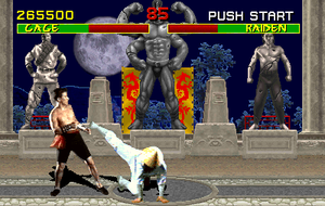 1992 in video gaming - Mortal Kombat