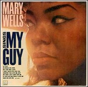Mary Wells Sings My Guy - Image: Myguycover