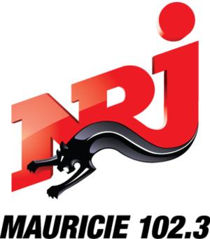 CIGB-FM - CIGB's logo as an NRJ station.