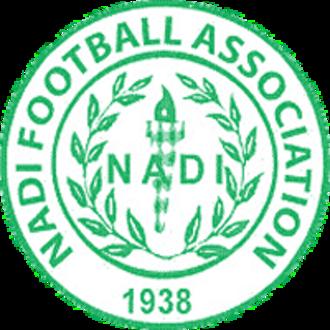 Nadi F.C. - Image: Nadi FA