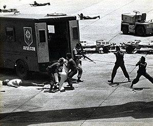 """AVSECOM troops scrambling after Beningno """"..."""
