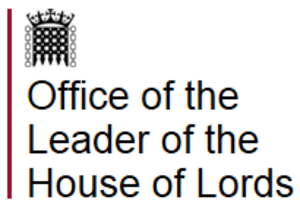 Office of the Leader of the House of Lords - Image: Office of the Leader of the House of Lords