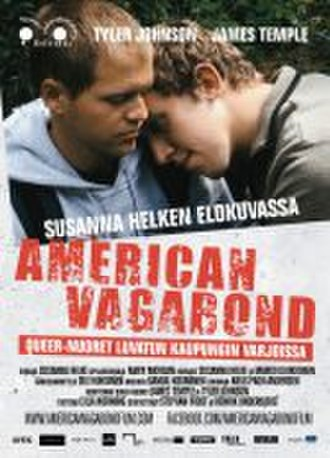 American Vagabond - Image: Official release poster of American Vagabond, 2013 film