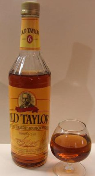 Old Taylor - Image: Old Taylor